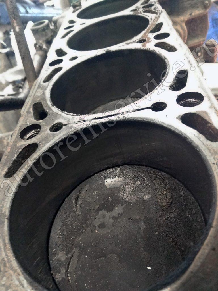 Блок двигателя ЗМЗ 405 ремонт. Авто-Рем-Сервис