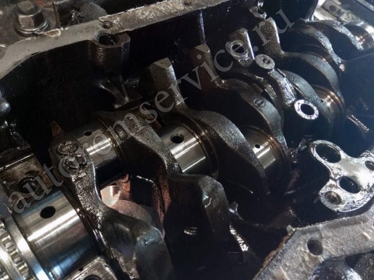 Капремонт двигателя ЗМЗ 405 с полной разборкой. ГАЗель