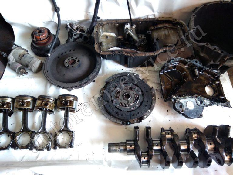 Капитальный ремонт двигателя 405. Газель Бизнесь, Некст, Соболь