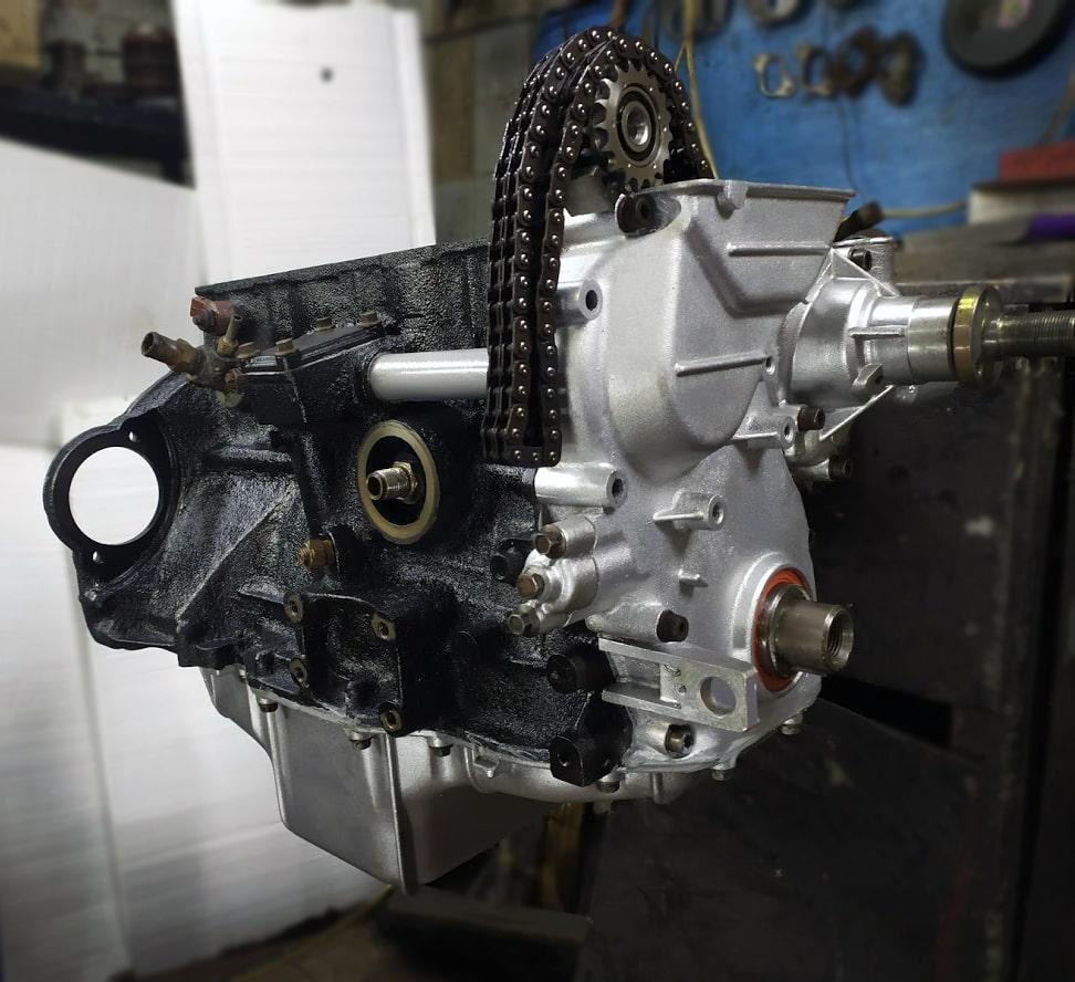 Двигатель ЗМЗ 406 после капремонта