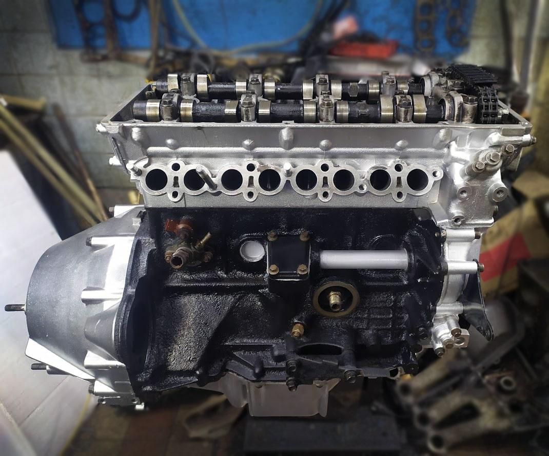 Двигатель ЗМЗ 406 после капитального ремонта